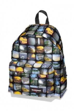 حقيبة ظهر شبابية مربعات
