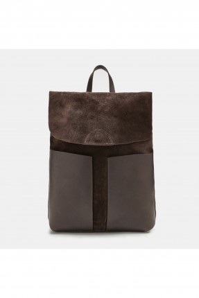 حقيبة ظهر نسائية _ بني