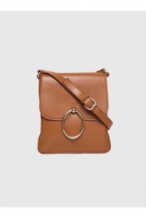 حقيبة يد نسائية _ بني