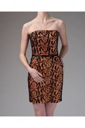 فستان  رسمي قصير
