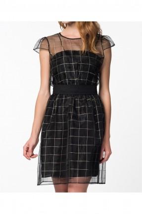 فستان سبور مخطط