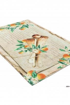 سجادة شانيل تركية للمطبخ قياس 80 × 150