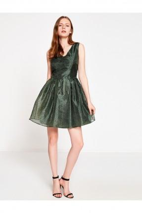 فستان نسائي رسمي - اخضر