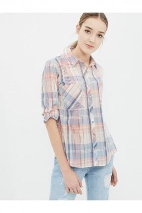 قميص نسائي كارو
