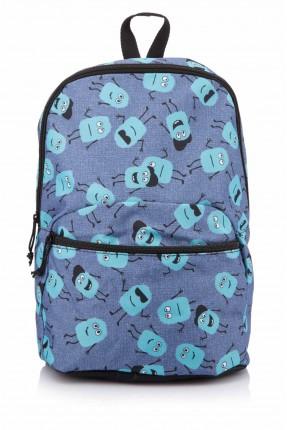 حقيبة ظهر اطفال ولادي _ ازرق