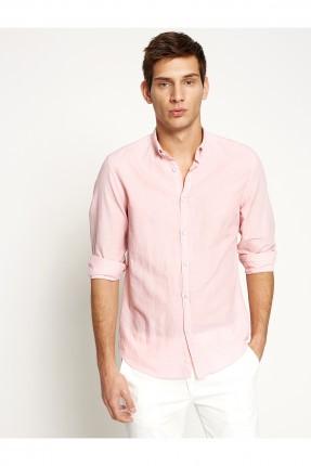 قميص رجالي سبور - وردي