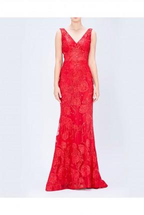 فستان رسمي _ احمر