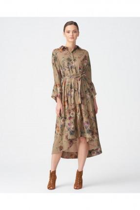 فستان سبور _ زيتي