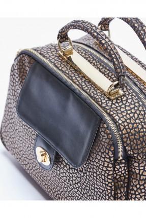 حقيبة يد نسائية _ ذهبي