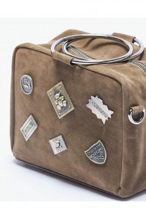 حقيبة يد نسائية _ زيتي