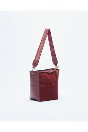 حقيبة يد نسائية _ خمري