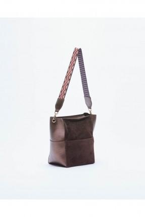 حقيبة يد نسائية _ برونز