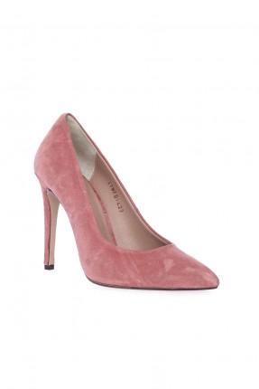 حذاء نسائي _ زهري