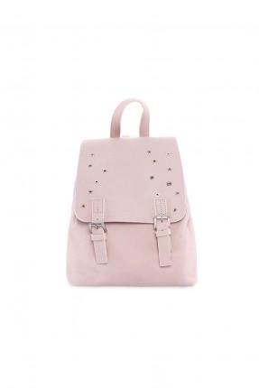 حقيبة ظهر نسائية _ زهري