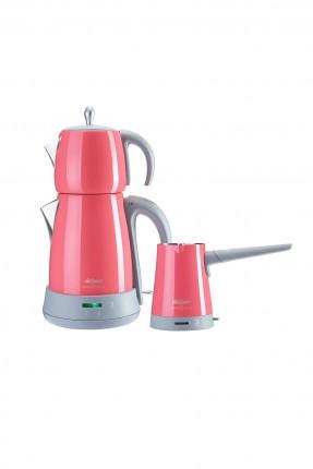 ماكينة شاي 1650 واط - ماكينة قهوة 800 واط