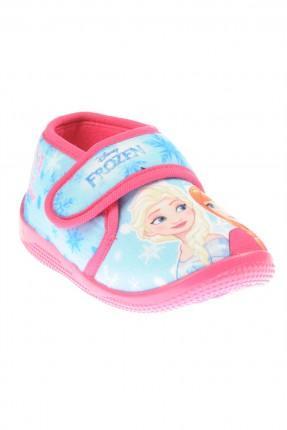 حذاء منزلي اطفال بناتي مع رسمة