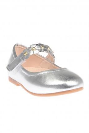 حذاء اطفال بناتي _ فضي