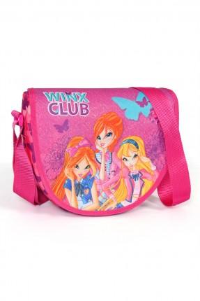 حقيبة كتف اطفال بناتي مع رسمة