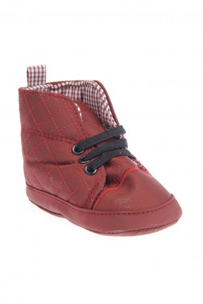 حذاء بيبي ولادي _ خمري