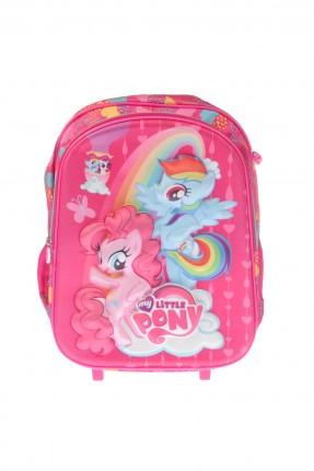 حقيبة مدرسية اطفال بناتي مع رسمة