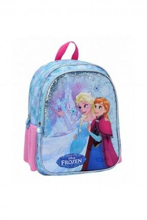حقيبة مدرسية اطفال بناتي مع رسمة ملكة الثلج