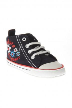 حذاء بيبي ولادي _ ازرق داكن