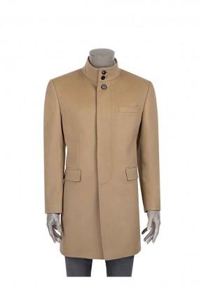 معطف رجالي - بيج
