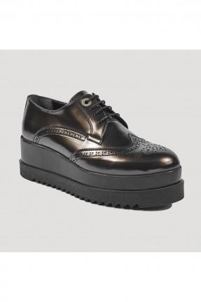 حذاء نسائي رسمي كعب متصل