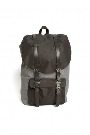 حقيبة ظهر رجالي - اسود