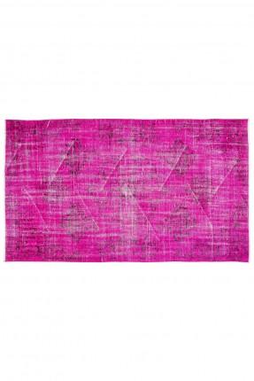 سجادة صالون فوشيا صناعة يدوية تركية 151 × 261
