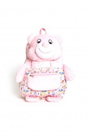 حقيبة ظهر اطفال بناتي - وردي