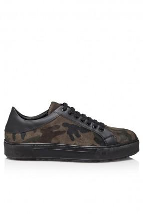 حذاء رجالي مموه