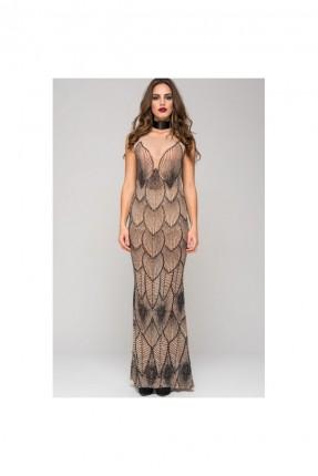 فستان رسمي طويل