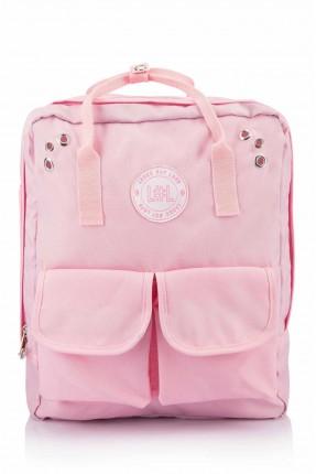 حقيبة ظهر اطفال بناتي - زهري