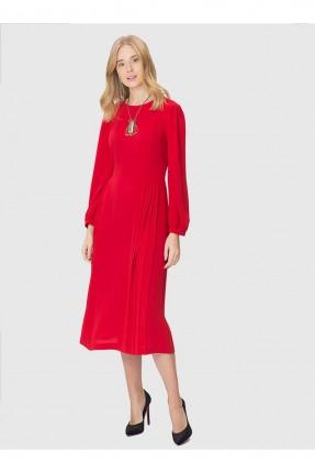 فستان نسائي - احمر