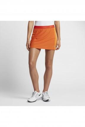 تنورة قصيرة رياضية - برتقالي