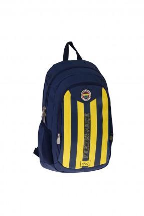 حقيبة مدرسية اطفال ولادي مخططة