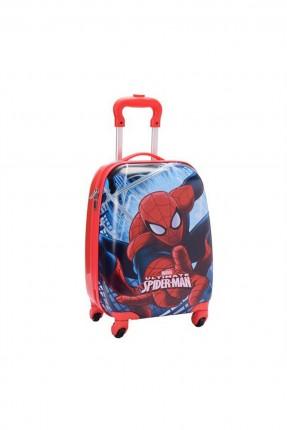 حقيبة مدرسية اطفال ولادي مع رسمة سبايدرمان