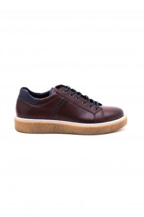 حذاء رجالي - بني