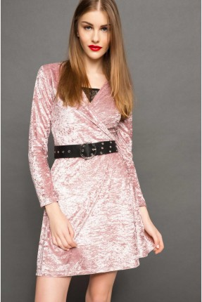 فستان سبور - زهري