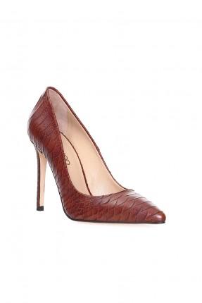 حذاء نسائي - بني