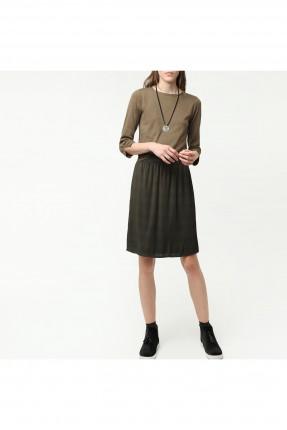 تنورة قصيرة - زيتي