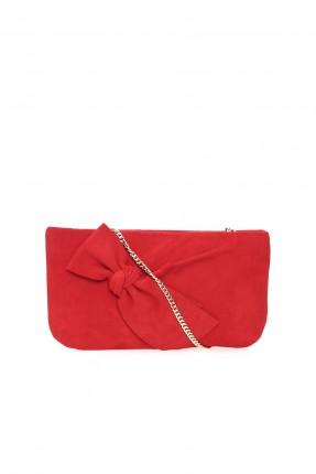 حقيبة يد نسائي - احمر