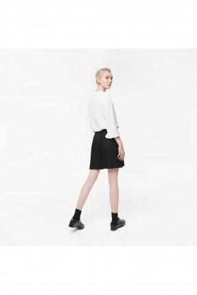 تنورة قصيرة - اسود