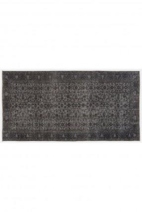 سجادة غرفة ضيوف صناعة يدوية تركية 130 × 257