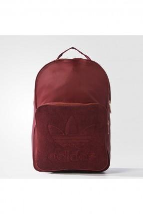 حقيبة ظهر رجالية - خمري