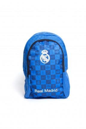 حقيبة ظهر رجالية بشعار ريال مدريد