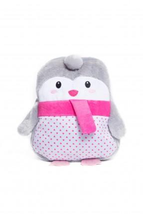 حقيبة ظهر اطفال بناتي - رمادي