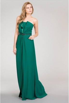 فستان رسمي - اخضر