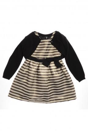 فستان اطفال _ اسود